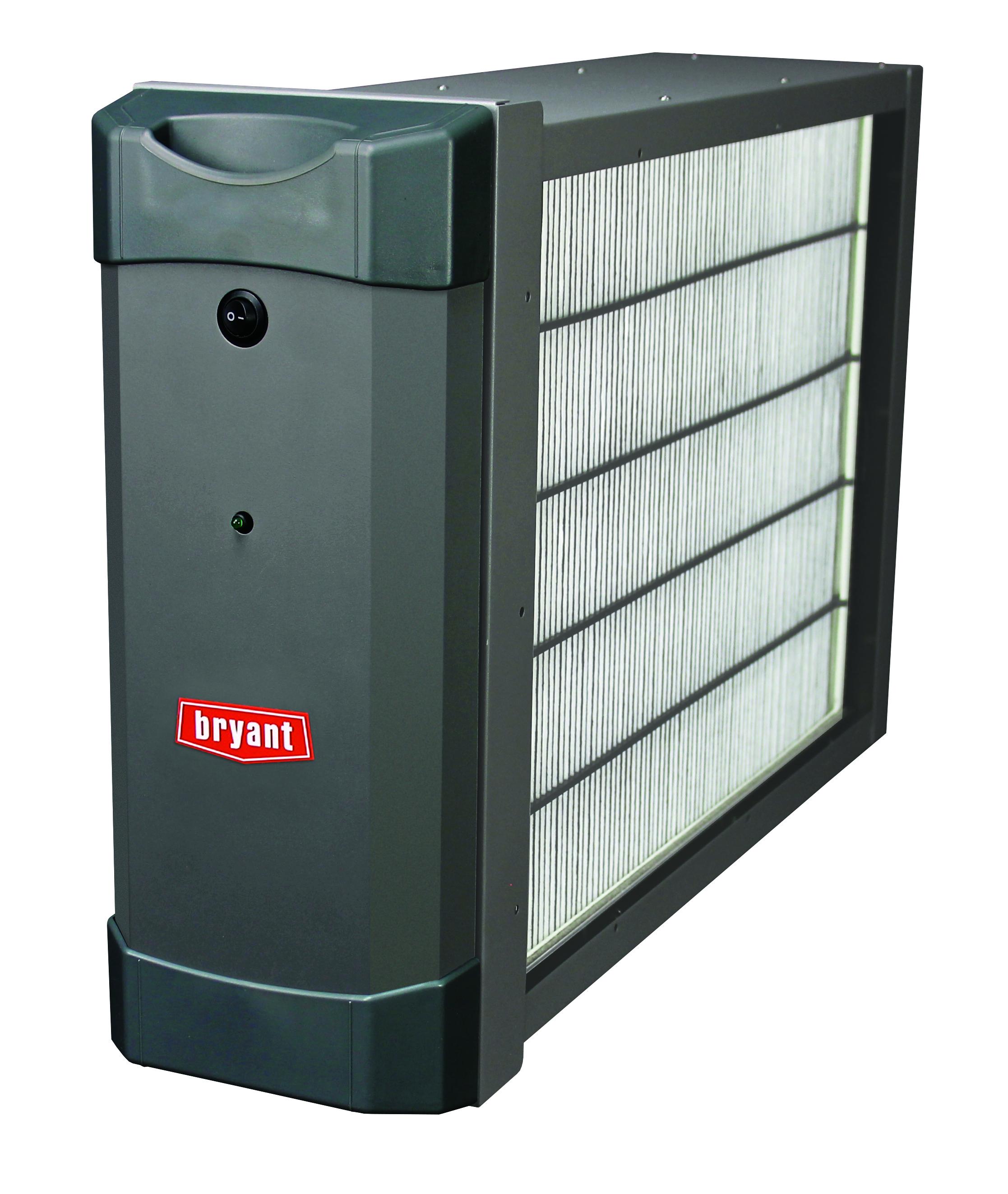Bryant air purifier pgap